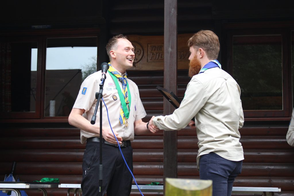 Awards – Mersey Weaver Scouts
